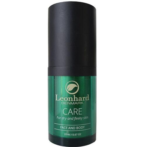 Care travel size creme hudpleje psoriasis tør hud